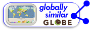 Globally Similar logo