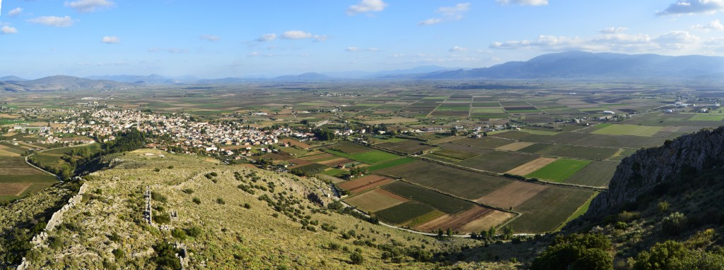Orchomenos Kopaic Plain, Boeotia, Greece (used with permission from Lucas Stephens)